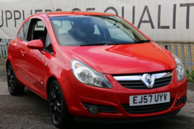 Vauxhall/Opel Corsa 1.4i 16v 2007 SXi