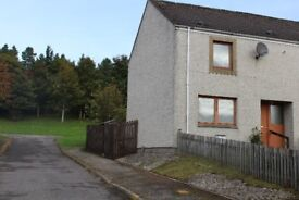 2 bedroom house Coulpark Alness