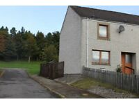 2 bedroomed house Coulpark Alness