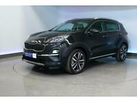 2020 Kia Sportage 1.6 T-GDi 3 AWD (s/s) 5dr SUV Petrol Manual