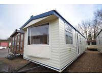 2003 Atlas Moonstone 35x10 3 beds | D/Glazed & Heated Static Caravan | OFF SITE