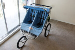 Double Stroller (Adams DUO)