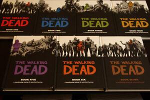 Walking Dead comics for sale