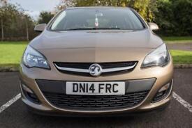 Vauxhall/Opel Astra 1.4i VVT 16v ( 100ps ) 2014MY Design