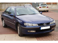 Wanted Peugeot 406 1.8 2.0 2.2 petrol models from 1999 up