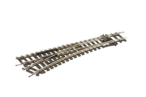 HORNBY R8072 LEFT HAND POINTS TRACK PIECE OO 00 GAUGE 1:76 SCALE