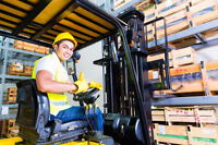 Forklift JOBS & Training - Earn $14-$20/hr   --  **Approved**