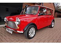 Rover MINI RACG FLAME CHECKMATE 1275CC