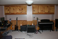 I Have Equipment and a Place to Jam - Looking for Jammers