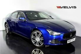 2017 Maserati Ghibli 3.0D V6 Saloon 4dr Diesel ZF (s/s) (275 ps) Saloon Diesel M