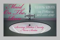 Maid  On The Run, Cleaning Services