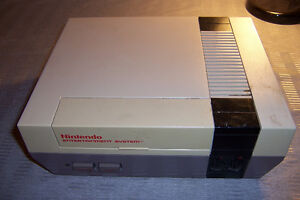 Nes Nintendo for Parts Console Only