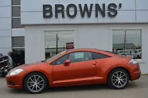 2012 Mitsubishi Eclipse GT-P Sportronic at