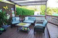 5cac,pool,large private backyard cle en main,must visit...