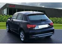 2016 Audi A1 Sportback Sport 1.4 TFSI 125 PS 6 speed Hatchback Petrol Manual