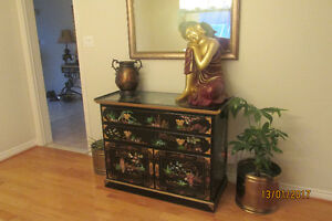 Exquisite antique chinese furniture. Downsizing so must sell