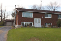 March 1st - Country Living in the City - 3 Bedroom