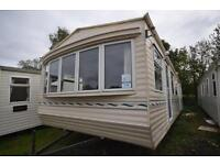 2001 Willerby Leven 37x12 2 bed Mobile Home | D/Glazing | ON or OFF SITE Static