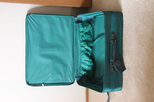 CLEAN Wheeled Suitcase   $15