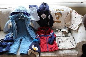 Boys Snowsuit and other items