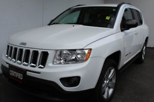 2012 Jeep Compass North Edition Alloy wheels Power option