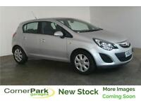 2014 VAUXHALL CORSA EXCLUSIV AC S/S HATCHBACK PETROL
