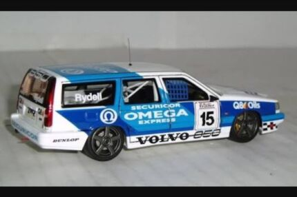 Volvo race cars Bossley Park Fairfield Area Preview