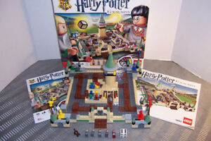 Lego Harry Potter Play Set and Game 9 mini Figures