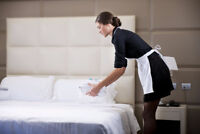 Hotel Housekeeping – Part Time