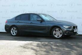 image for 2016 BMW 3 Series 318i Sport 4dr Saloon Petrol Manual