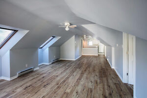 4½ (two bedrooms) apartment in duplex (Dorval south) West Island Greater Montréal image 2