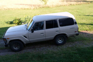 1984 Toyota Land Cruiser Diesel, very clean $20,000 O.B.O