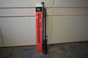 Brand New GKG MC1500 Microphone Boom Stand
