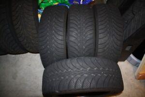 245/65/17 pneus d hiver utilise 1 hiver sour toyota venza