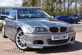 BMW 3 SERIES 325Ci Sport (grey) 2003