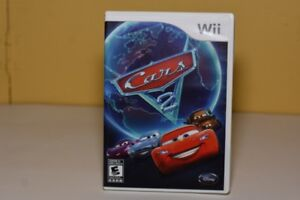 Cars 2 for the Wii $15 or best offer