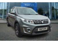 2017 Suzuki Vitara 1.6 SZ4 5DR WITH 1 OWNER AND FULL SERVICE HISTORY! Manual Hat