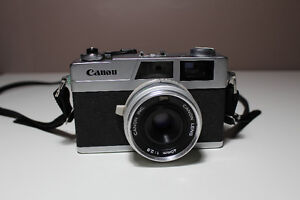 MINT CANON CANONET 28 CAMERA