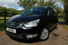 Ford Galaxy 2.0TDCi ( 140ps ) Powershift 2010.5MY Zetec * UBER ELIGIBLE *