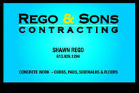 Rego & Sons Contracting