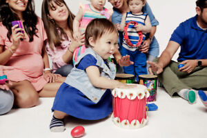 Music Together with H&M  -  $12.50/class