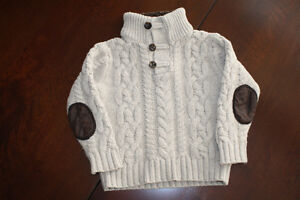 Baby GAP Sweater Cable Knit