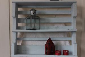 Open Display shelves