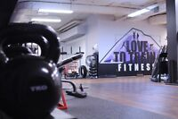 Personal Trainers - Run your own business in a private studio