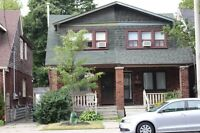 Subway line 3 Bedroom house for rent  in East York