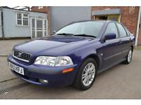 2003 53 VOLVO S40 1.9 S D 4DR 115 BHP DIESEL