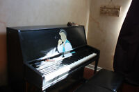 Historic Collector Piano Played by Oscar Peterson