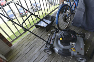 Murray Lawnmower 550E+Homelife 26 SS gas power trimmer-$250 Firm