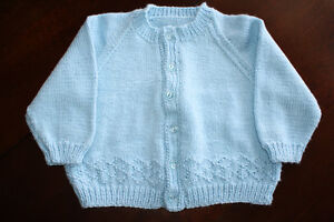 Brand New Hand Knitted Sweater- 3T