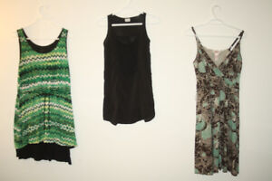 LARGE ASSORTMENT OF LADIES SUMMER/FALL CLOTHES